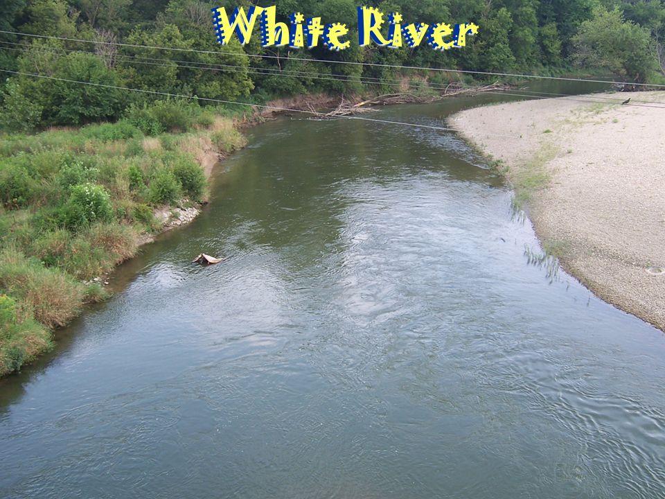White River White River