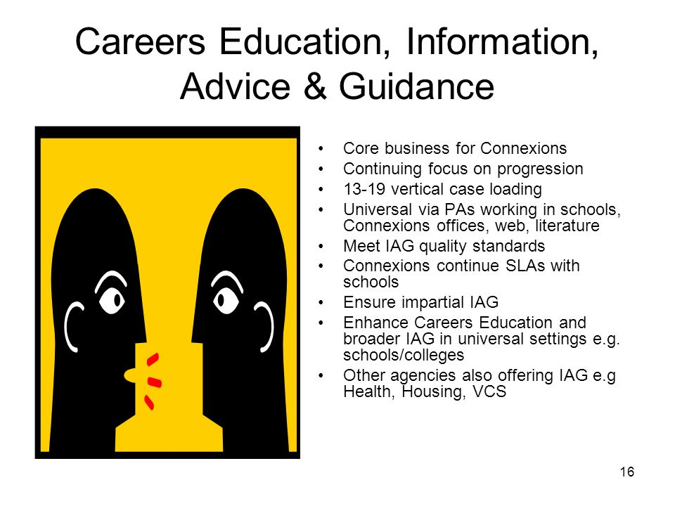 Careers Education, Information, Advice & Guidance