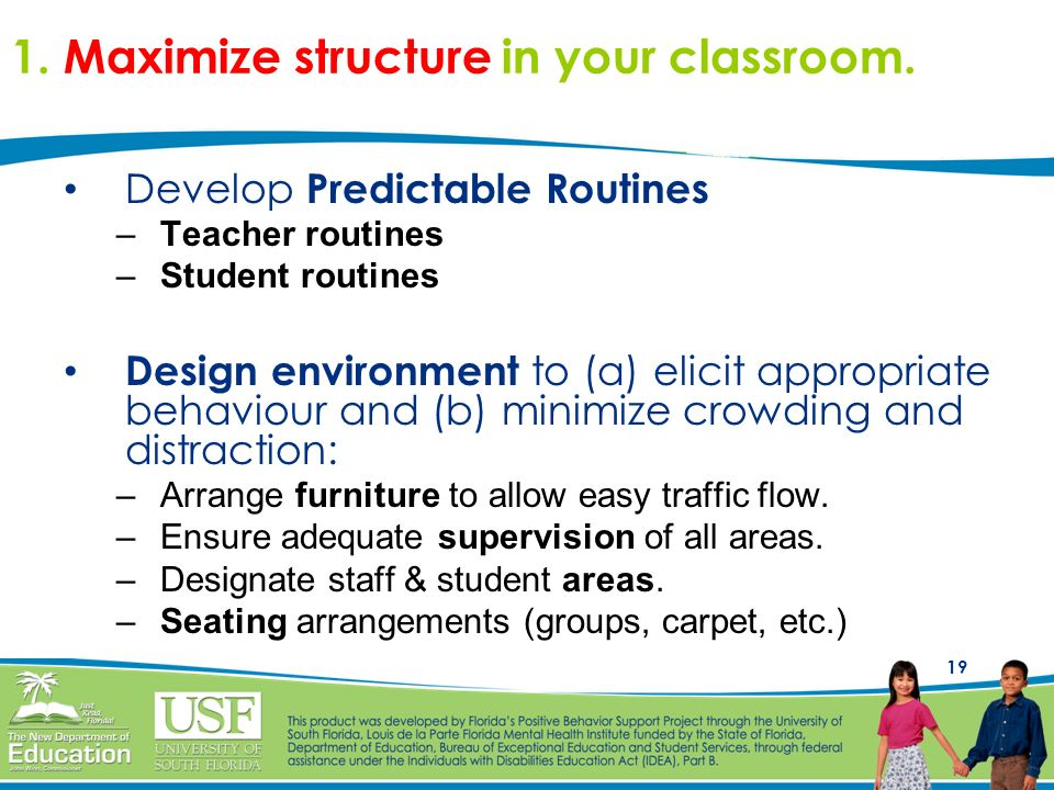 Classroom Design And Routines ~ Positive behaviour support within the classroom ppt download
