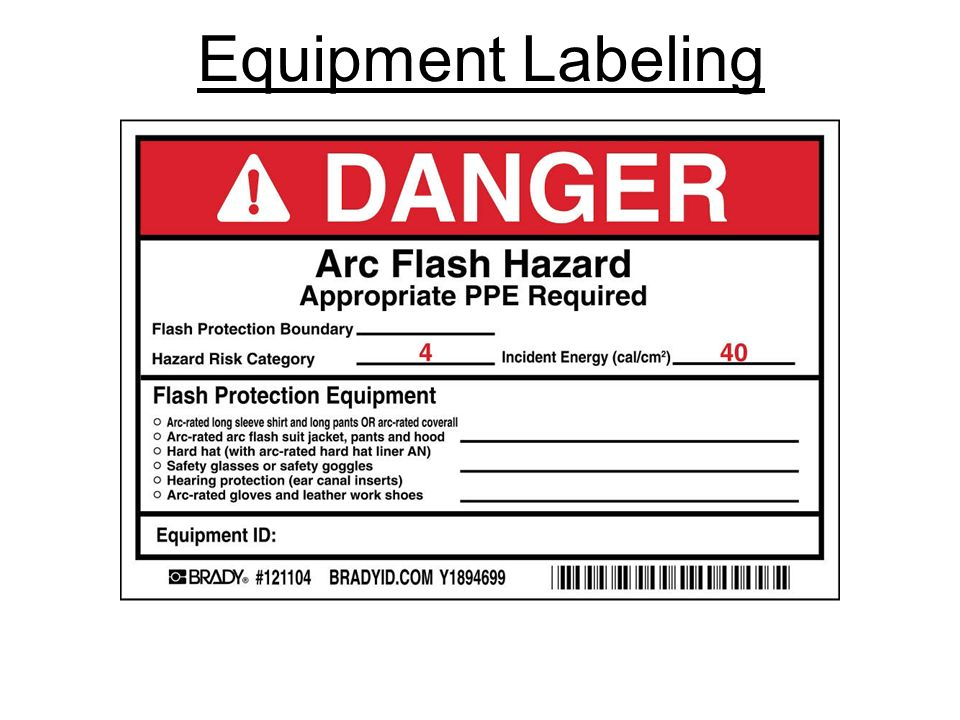 Hazards And Risks When Working With Electricity Ppt
