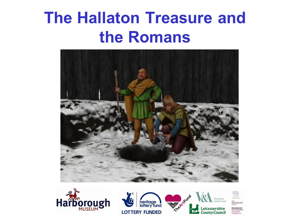 The Hallaton Treasure and the Romans