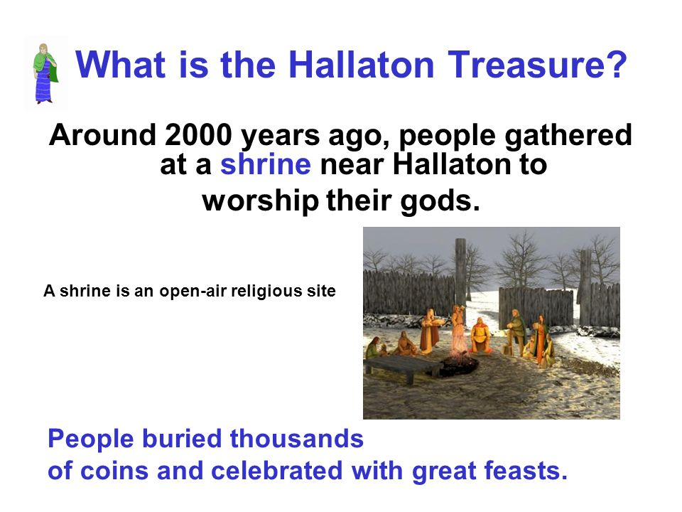 What is the Hallaton Treasure