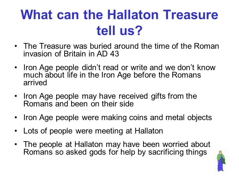 What can the Hallaton Treasure tell us