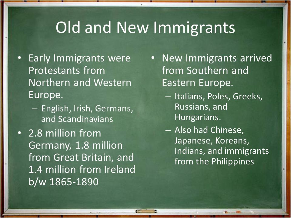 old and new immigration News about immigration and emigration commentary and archival information about immigration and emigration from the new york times.