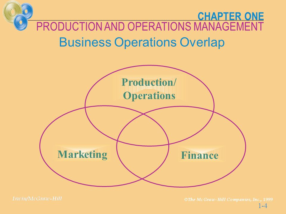 what is production and operation management pdf