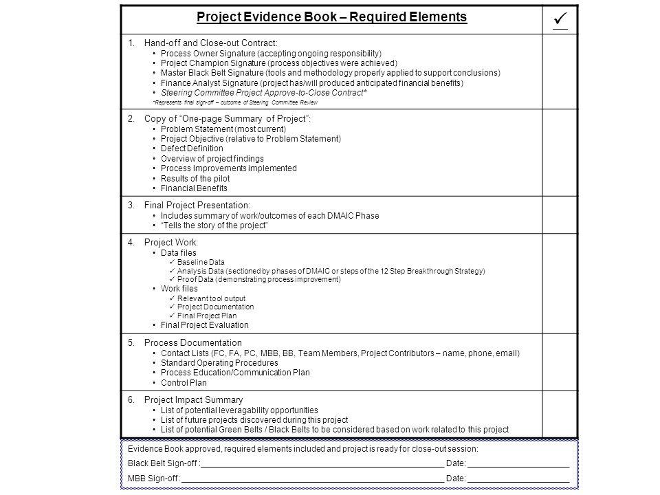 2 project - Process Documentation Methodology