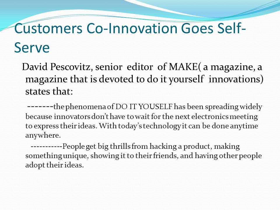 By diomede richard hong qi gori dawodu ppt download for Self magazine customer service