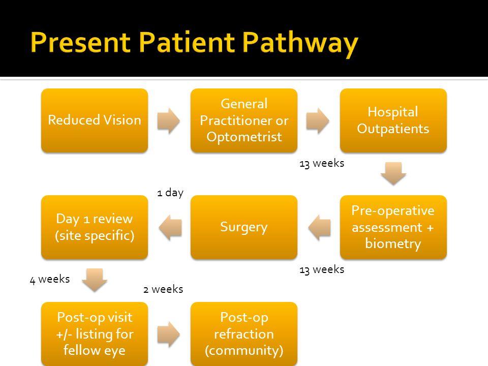Present Patient Pathway