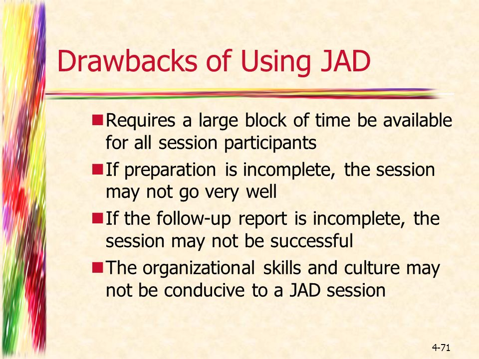 jad session vs jam session what is the difference onespring