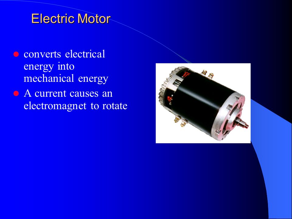Electrical Mechanical Energy : Unit magnetism ` ppt download