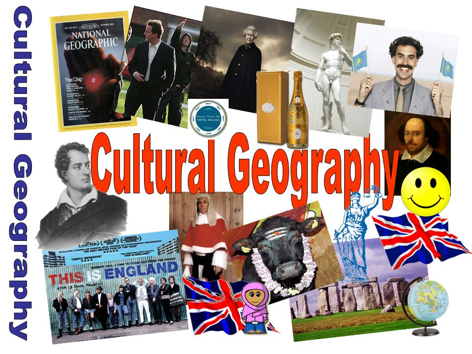 Cultural Geography Cultural Geography