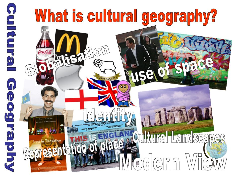 What is cultural geography