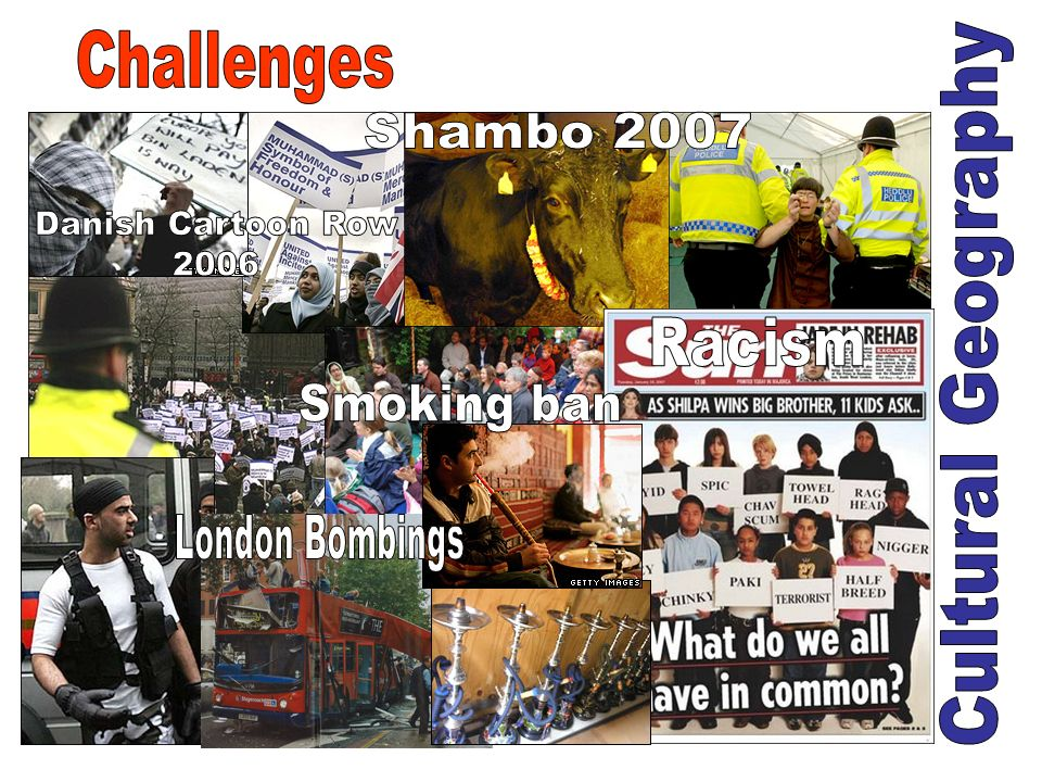 Challenges Shambo 2007. Danish Cartoon Row. 2006.