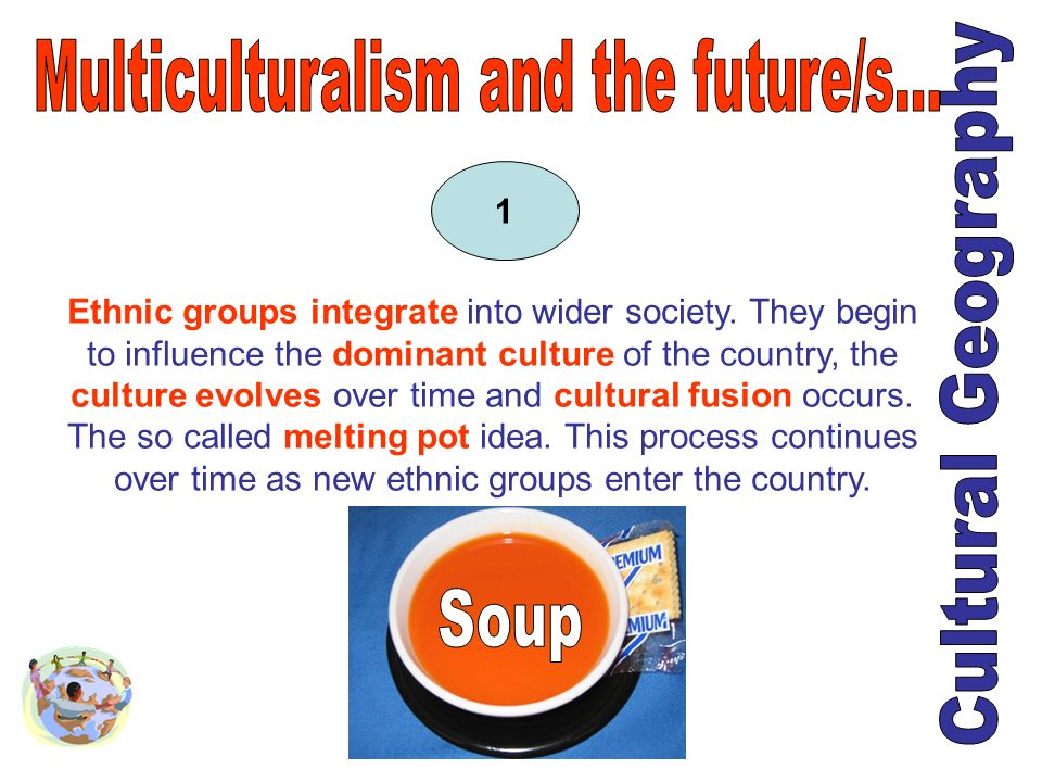 Multiculturalism and the future/s...