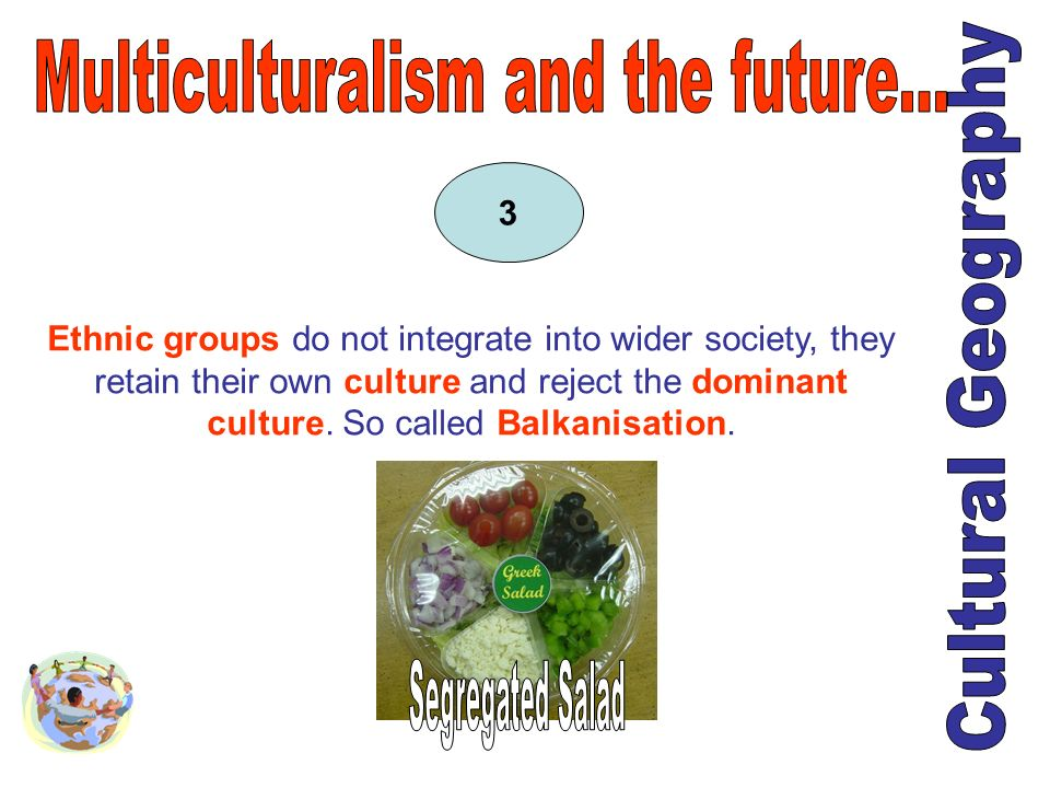 Multiculturalism and the future...