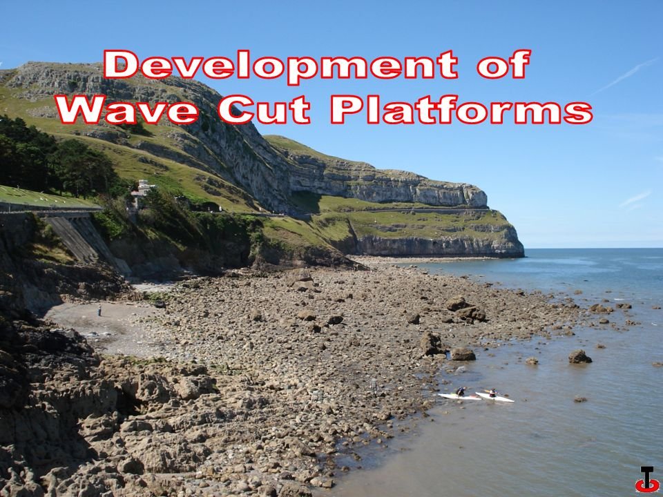 Development of Wave Cut Platforms
