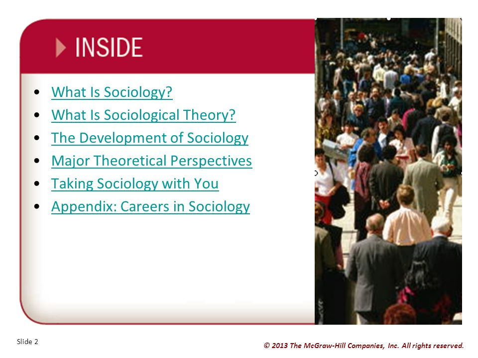 the emergence of sociology It was the utmost significance in 19th and early 20th centuries in the development of sociology political revolution (french revolution) the french revolution in 1789 which carried over through the 19th century was the most immediate factor in the rise of sociological theorizing.