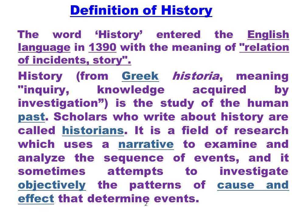 definitions of the word original