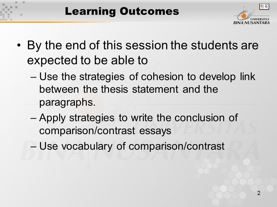 writing conclusion comparison contrast essay Check out these 70 compare and contrast essay topics essay writing the roman and han empires make for an interesting comparison.