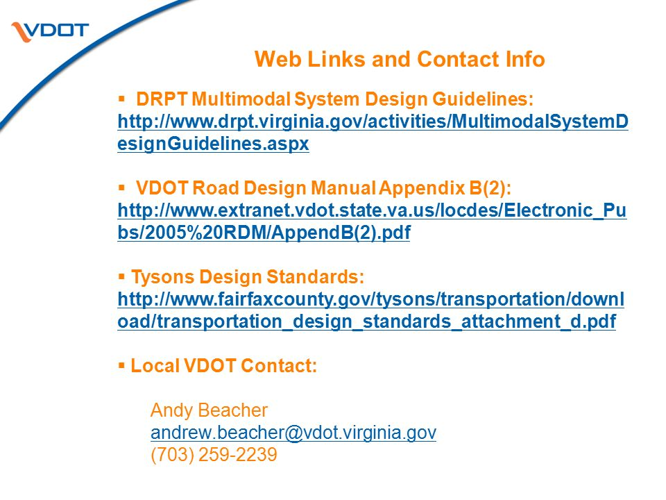 Vdot Road Design Manual Pdf
