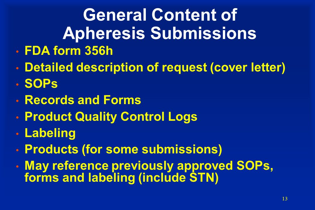 Apheresis Blood Components - ppt download