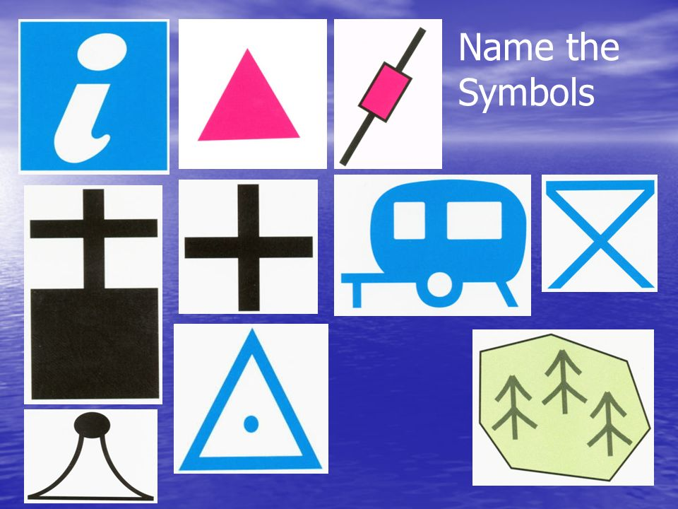 Name the Symbols