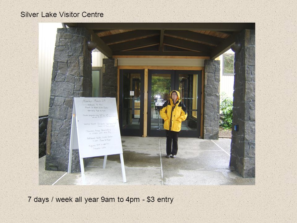 Silver Lake Visitor Centre