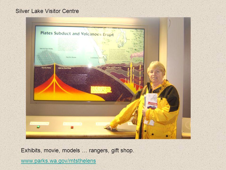 Silver Lake Visitor Centre