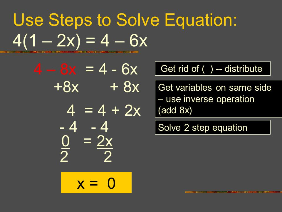 Outstanding Free Step By Step Math Solver Adornment - Math ...