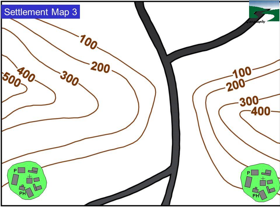 Settlement Map 3 P. PH. P. PH.