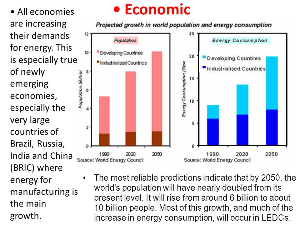 • Economic