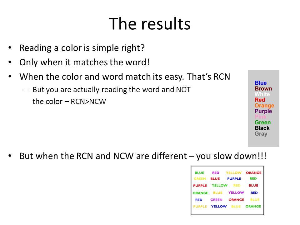 stroop color word test pdf