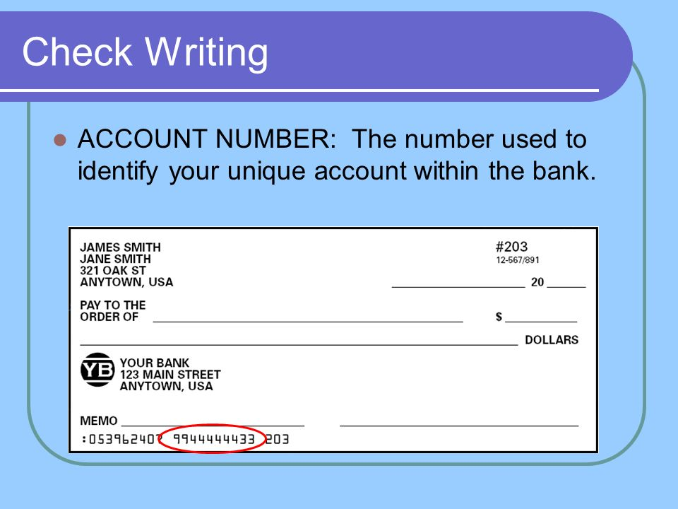 Can you write checks from a savings account?