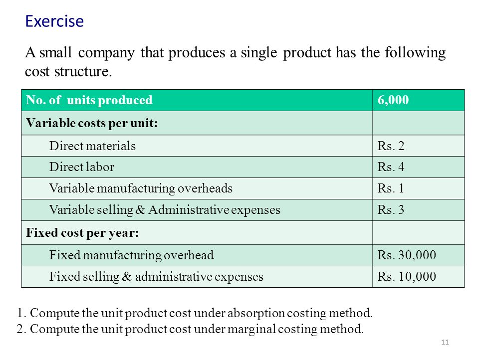 marginal costing of reliance company Much it costs a company to manufacture a product process costing is the method used when comparable products are manufactured more references related to marginal and.