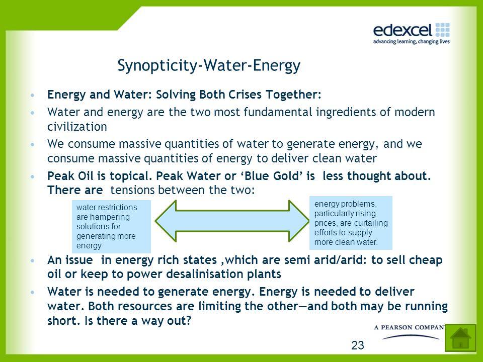 Synopticity-Water-Energy