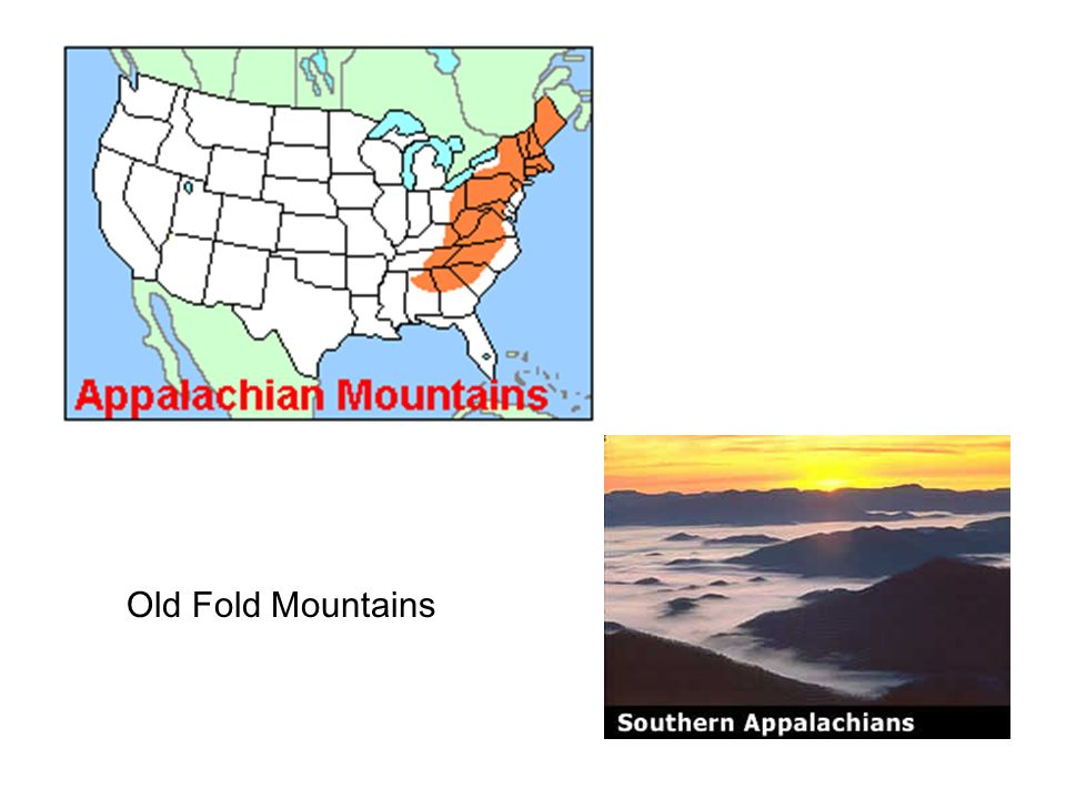 Old Fold Mountains