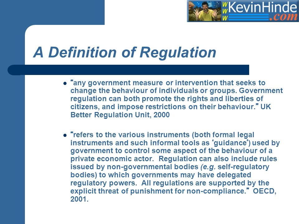 Regulation legal definition of regulation - Legal Dictionary