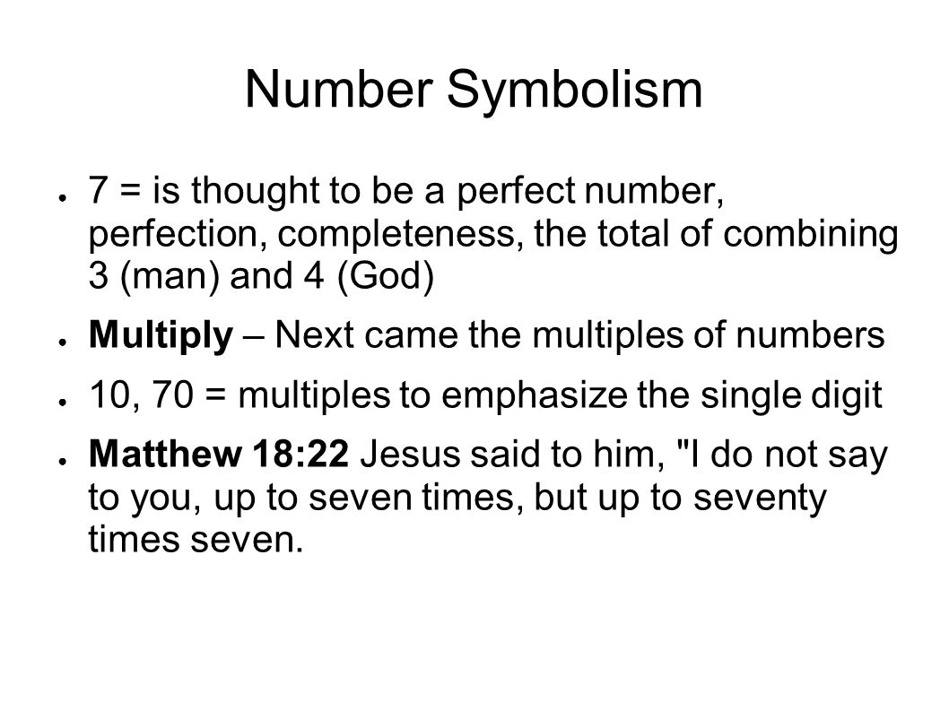 Meaning of the number 22 in the - 9 Number Symbolism