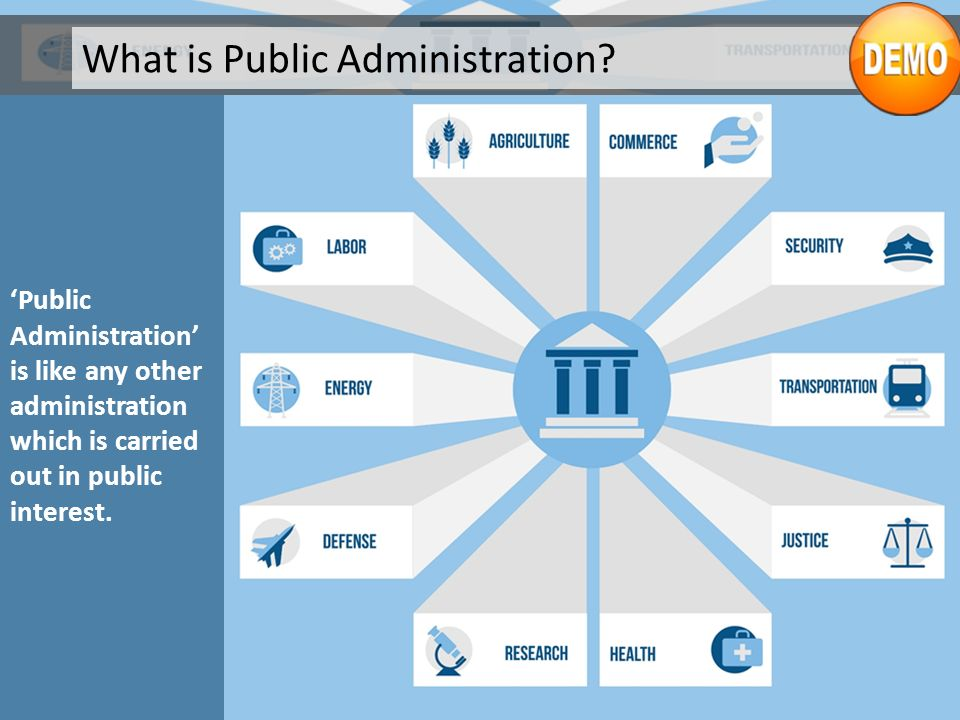 How is private sector management different from public sector management?