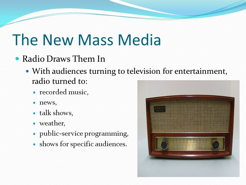 The Mass Media and the Challenges of Sustainable ...