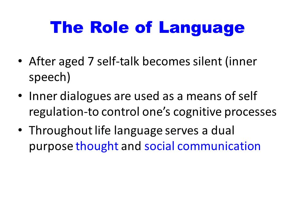 Role of language in the internet