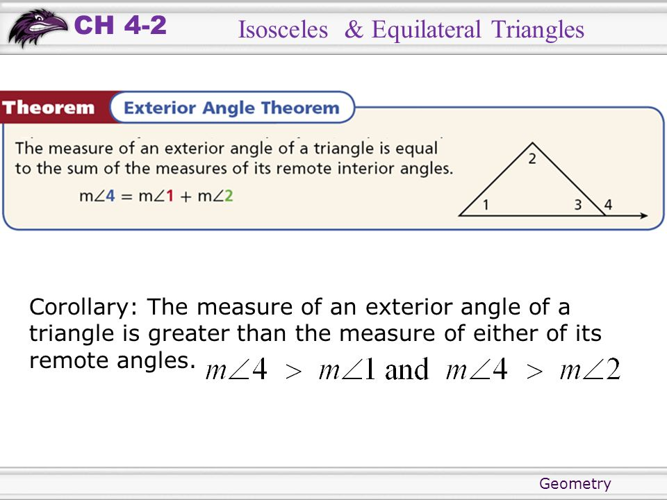 Warm Up Lesson Presentation Lesson Quiz Holt Geometry