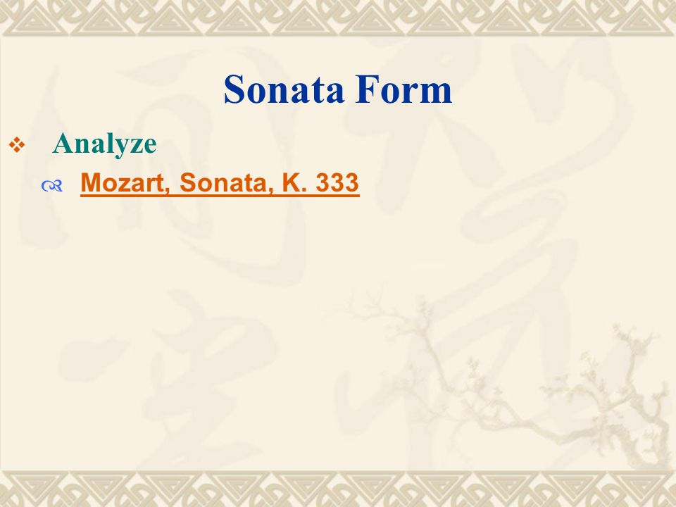 mozart k330 sonata form analysis Piano sonata no8 in a minor, k310/300d (mozart, wolfgang amadeus)  piano sonatas by wolfgang amadeus mozart piano sonata no1 in c  piano sonata.