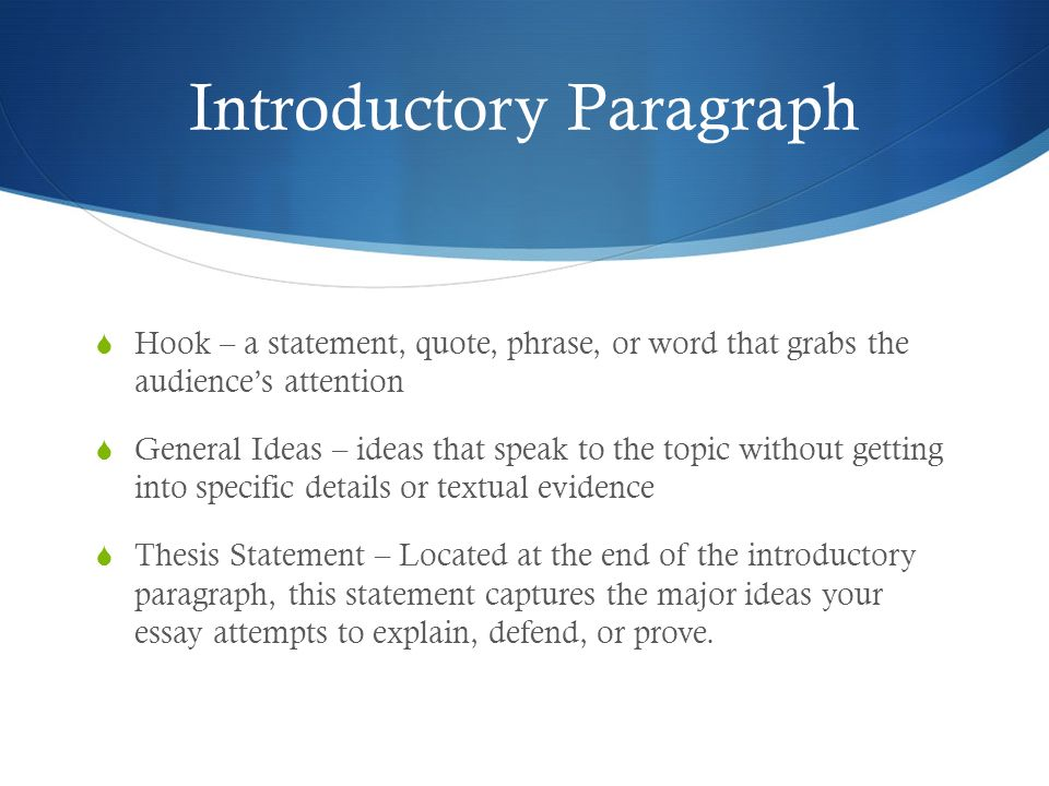 thesis statement introduction and conclusion This handout describes what a thesis statement is, how thesis statements work in your writing, and how you can discover or refine one for your draft introduction.