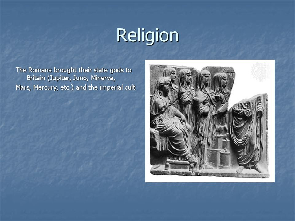 roman religion in a romans everyday Religion played a very important role in the daily life of ancient rome and the romans roman religion was centred around gods and explanations for events usually involved the gods in some.