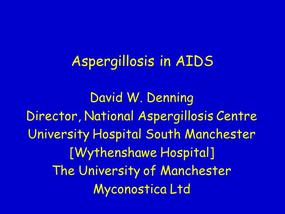 essay on aspergillosis Aspergillosis is a fungal infection caused by aspergillus, a species of mold that is found all over the world more than 300 different types of aspergillus have been identified and more are continuing to be identified.