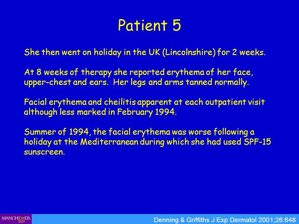 Patient 5