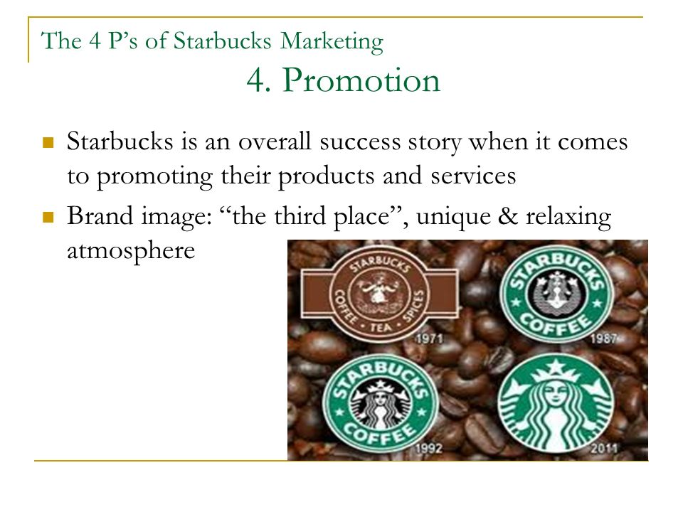 advertising and promotions for starbucks Starbucks' free coffee promotion isn't actually about ending the government shutdown but it is also just a promotion, with a marketing.