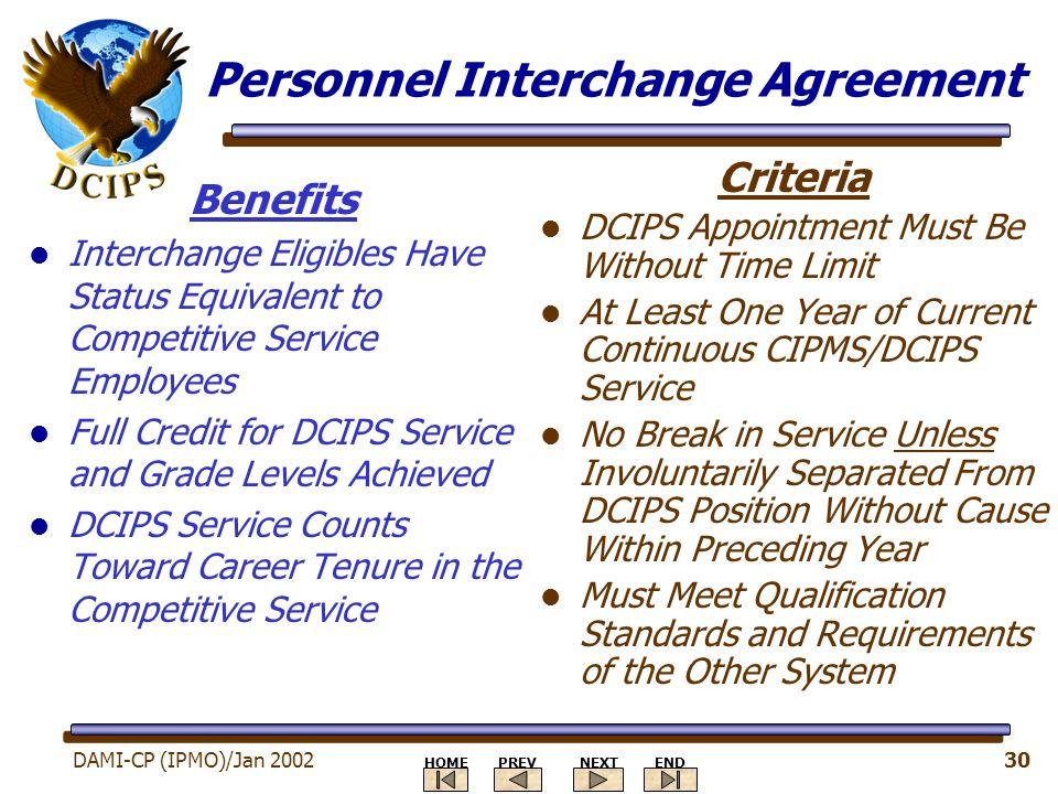 opm interchange agreement eligible choice image agreement letter format. Black Bedroom Furniture Sets. Home Design Ideas