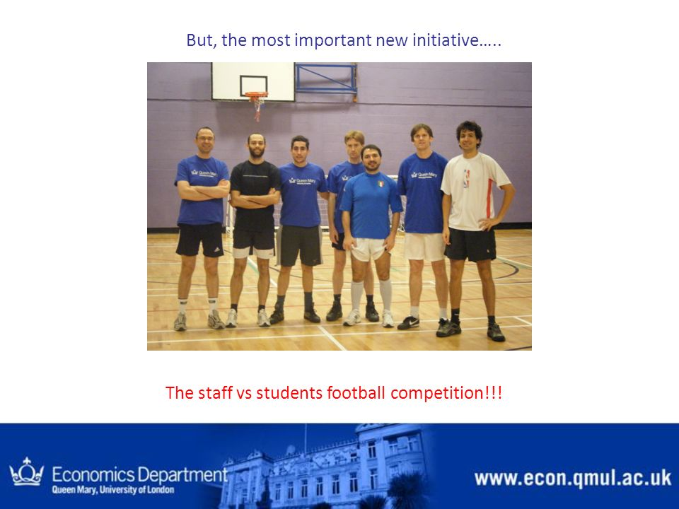 The staff vs students football competition!!!